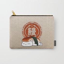 Unagi Sushi Cat (Eel Sushi) Carry-All Pouch