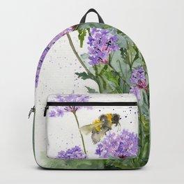 Violet Dreams Backpack