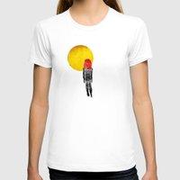 lipstick T-shirts featuring alien lipstick by sustici
