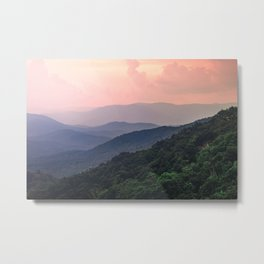 Smoky Mountain National Park III Metal Print