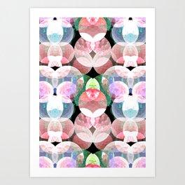 deepsea pattern  Art Print