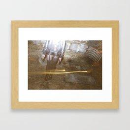 Witch Doctor Framed Art Print