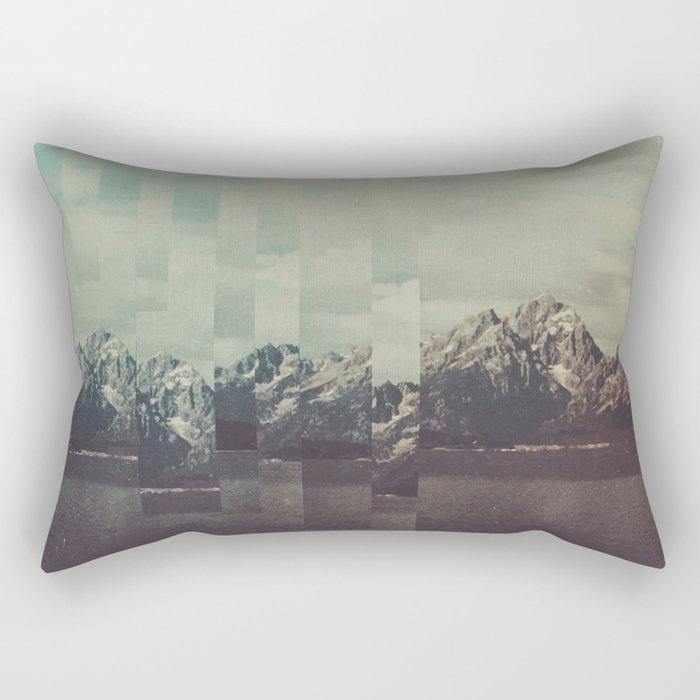 Fractions A31 Rectangular Pillow