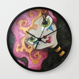 Clowning Around Wall Clock
