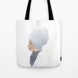 Lost Bride Tote Bag