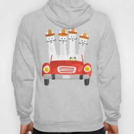 The four amigos Hoody