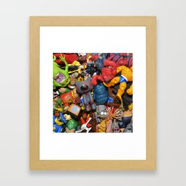 Childhood Dreams Framed Art Print