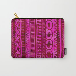 Noni-Red Carry-All Pouch