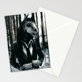 Brook Horse Stationery Cards