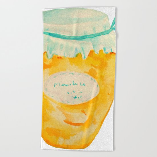 Marmalade Beach Towel
