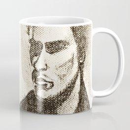 Mr Shady by D. Porter Coffee Mug
