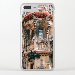 Out with the Old, In with the New   Munich, Germany Clear iPhone Case