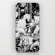 storytime iPhone & iPod Skin