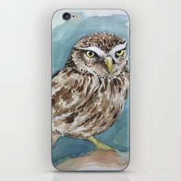 Wise Owl iPhone Skin