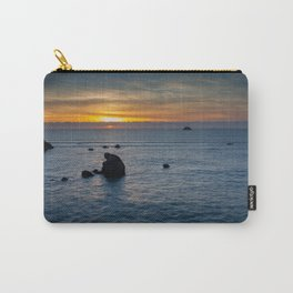 Sunrise in A Far Away Land Carry-All Pouch