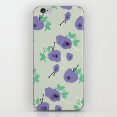 very violet iPhone & iPod Skin
