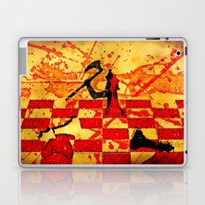 The Red Queen - 040 Laptop & iPad Skin