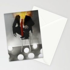 Mr. Glitch: Fear the Light Stationery Cards