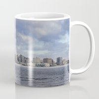 wisconsin Mugs featuring Madison, Wisconsin by VickiFrance