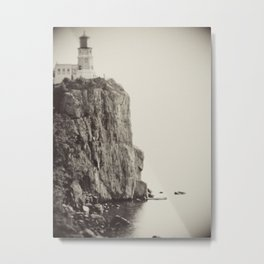 Split Rock Lighthouse in Duluth *Original photography Metal Print
