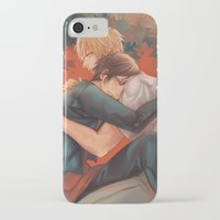 durarara iPhone & iPod Cases featuring Raira Days by washuuchan