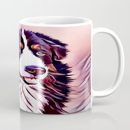 The Bernese Mountain Dog Coffee Mug