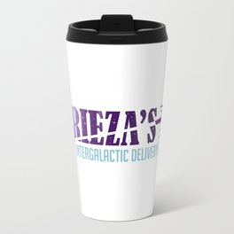 Frieza's Intergalactic Delivery Service Travel Mug