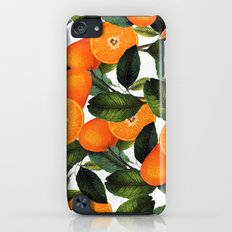The Forbidden Orange #society6 #decor #buyart iPod touch Slim Case