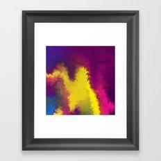 Magical Movement Framed Art Print