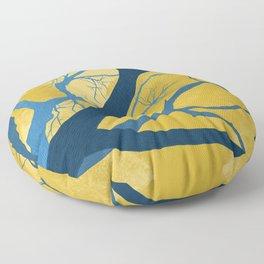 High Park Oak Floor Pillow