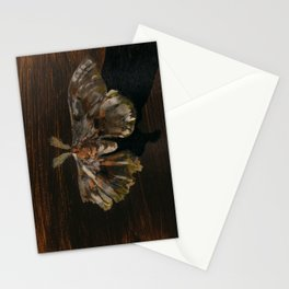 Moth Prophecy Stationery Cards