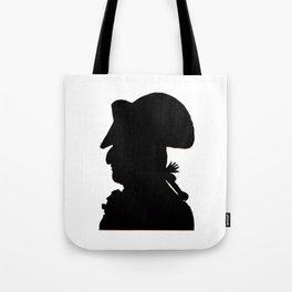 Pirate silhouette Tote Bag