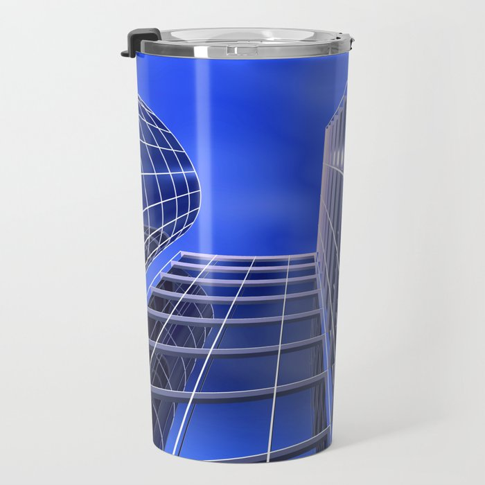 citylines -2- Travel Mug