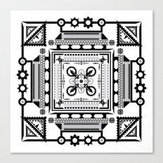 My Dear Pandora Canvas Print