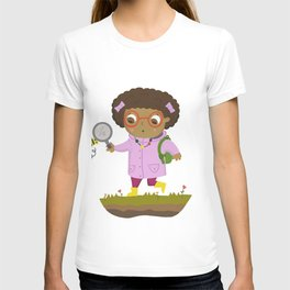 Exploring T-shirt