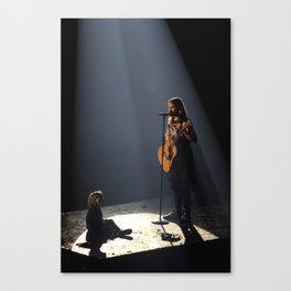 Jared & Ivy Canvas Print