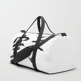Karate Japanese Writing Duffle Bag