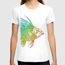 A School of Rainbow Fish T-shirt