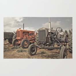 Tractor Show Rug