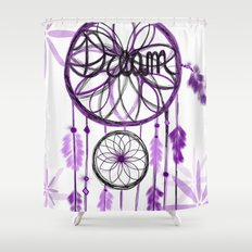 In Your Wildest Dreams Shower Curtain