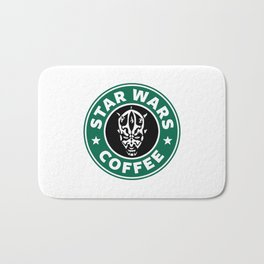 Star Wars Coffee (Darth Maul) Bath Mat