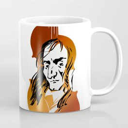 Niccolo Paganini Coffee Mug