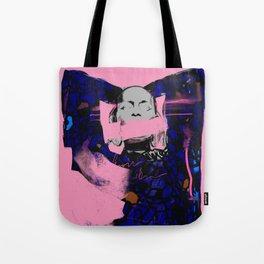 Black Vogue Magic Tote Bag