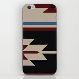 American Native Pattern No. 152 iPhone Skin