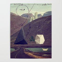 Distant Lands Poster