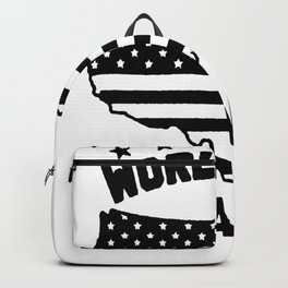 BACK TO BACK WORLD WAR CHAMPS T-SHIRT Backpack
