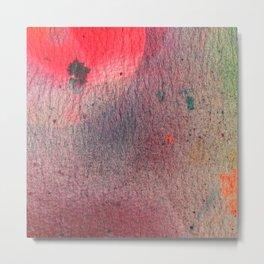 Abstract No. 536 Metal Print