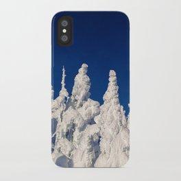 snow giants iPhone Case