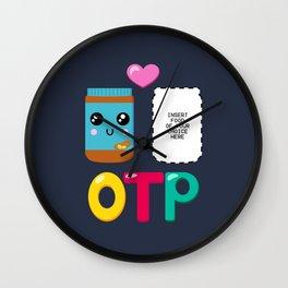 OTP Wall Clock
