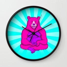 Bearilla Wall Clock